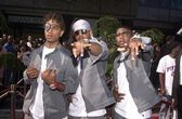 IMX at the 2nd Annual BET Awards — Stock Photo