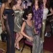 Traci Bingham, Black Scorpion, Michelle Lintel and guests — Stock Photo