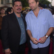 Постер, плакат: David Duchovny and Bob Bowman
