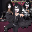 Постер, плакат: Paul Stanley and Gene Simmons