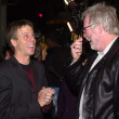 Stockfoto: Greg Germann and director John Pasquin