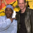 Постер, плакат: Coolio and Tony Hawk