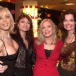 Nina Hartley, Kelly Nichols, Candid Royalle and Veronica Hart — Stock Photo
