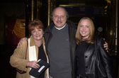 Dennis Franz with wife Joanie and daughter Krista — Stock Photo