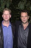 Criag Kilborn and Vince Vaughn — Stock Photo
