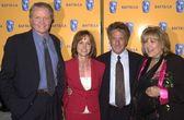 Jon Voight, Sally Field, Dustin Hoffman — Stock Photo