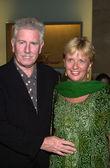 Graham nash e esposa — Foto Stock