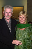 Graham nash en vrouw — Stockfoto