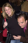 Jim Belushi and wife Jenny — Stock Photo