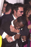 Tommy Lee and Sean Puffy Combs — Stock Photo