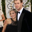 Постер, плакат: Chris Hemsworth Elsa Pataki