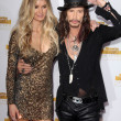 Постер, плакат: Marisa Miller and Steven Tyler