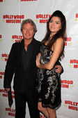 Blanca Blanco, John Savage — Stock Photo