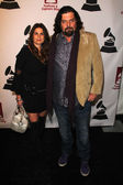 Alan Parsons, Lisa Parsons — Stock Photo