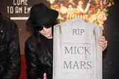 Mick Mars — Stock Photo