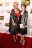 Emma Thompson and Gaia Wise — Stock Photo