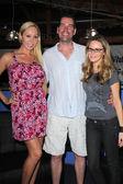 Mary Carey, Dave Wurmlinger, Jessica Kinni — Stock Photo