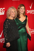 Louise Goffin, Carole King — Stock Photo