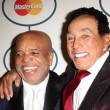 Постер, плакат: Berry Gordy Smokey Robinson