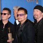 Постер, плакат: U2 band