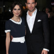Постер, плакат: Keira Knightley and Chris Pine
