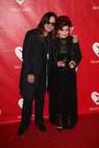 Ozzy Osbourne, Sharon Osbourne — Stock Photo