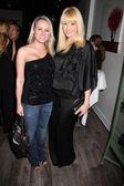 Lisa Gleave, Michelle Baena — Stock Photo