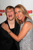 Erin Murphy, Geri Jewell — Stock Photo
