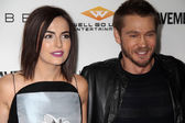 Camilla Belle and Chad Michael Murray — Stock Photo