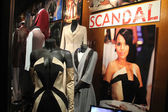 "Wardrobe from ""Scandal"" — Stock Photo"
