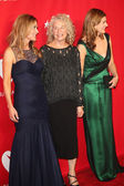 Louise Goffin, Carole King, Sherry Goffin Kondor — Stock Photo