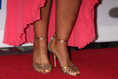 Karla Mosley shoes — Stock Photo