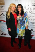 Gloria Kisel and Moira Fiore — Stock Photo