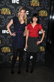 Kate Micucci, Riki Lindhome — Stock Photo