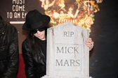 Mick Mars — Stock Photo