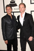 David Burtka, Neil Patrick Harris — Stock Photo
