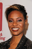 MC Lyte — Stock Photo
