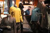 "Wardrobe from ""Star Trek Into Darkness"" — Stock Photo"