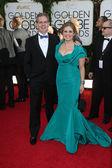 Chris Buck and Jennifer Lee — Stock Photo