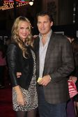 Molly Sims, Scott Stuber — Stock Photo