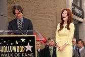Jay Roach, Julianne Moore — Stock Photo
