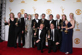 """Cast and crew of """"Breaking Bad"""" — Stock Photo"""