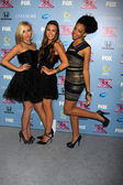 Summer Reign, Celine Polenghi and Millie Thrasher — Stock Photo