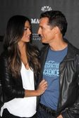 Camila Alves, Matthew McConaughey — Fotografia Stock