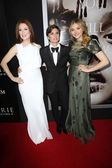 Julianne Moore, Kimberly Peirce, Chloe Grace Moretz — Foto Stock