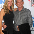 Sharon Case and father Jim Case — Stock Photo #50663521