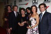 Julianne Nicholson, Chris Cooper, Margo Martindale, Misty Upham, Juliette Lewis, Dermot Mulroney — Stock Photo