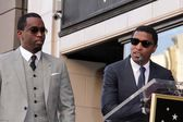 "Kenny ""Babyface"" Edmonds, Sean Combs — Stock Photo"
