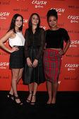 Haley Ramm,  Italia Ricci and Aisha Dee — Stock Photo