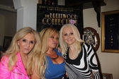 Estella Sneider, Gloria Kisel, Donna Spangler — Stock Photo